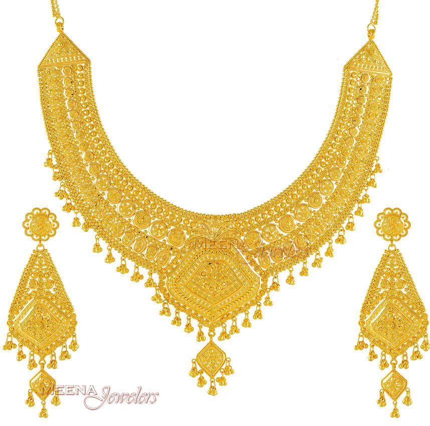 Indian bridal jewelry Wedding sari jewelry Pinterest Indian