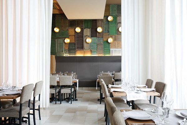 Ella Dining Room Bar By UXUS Via Behance