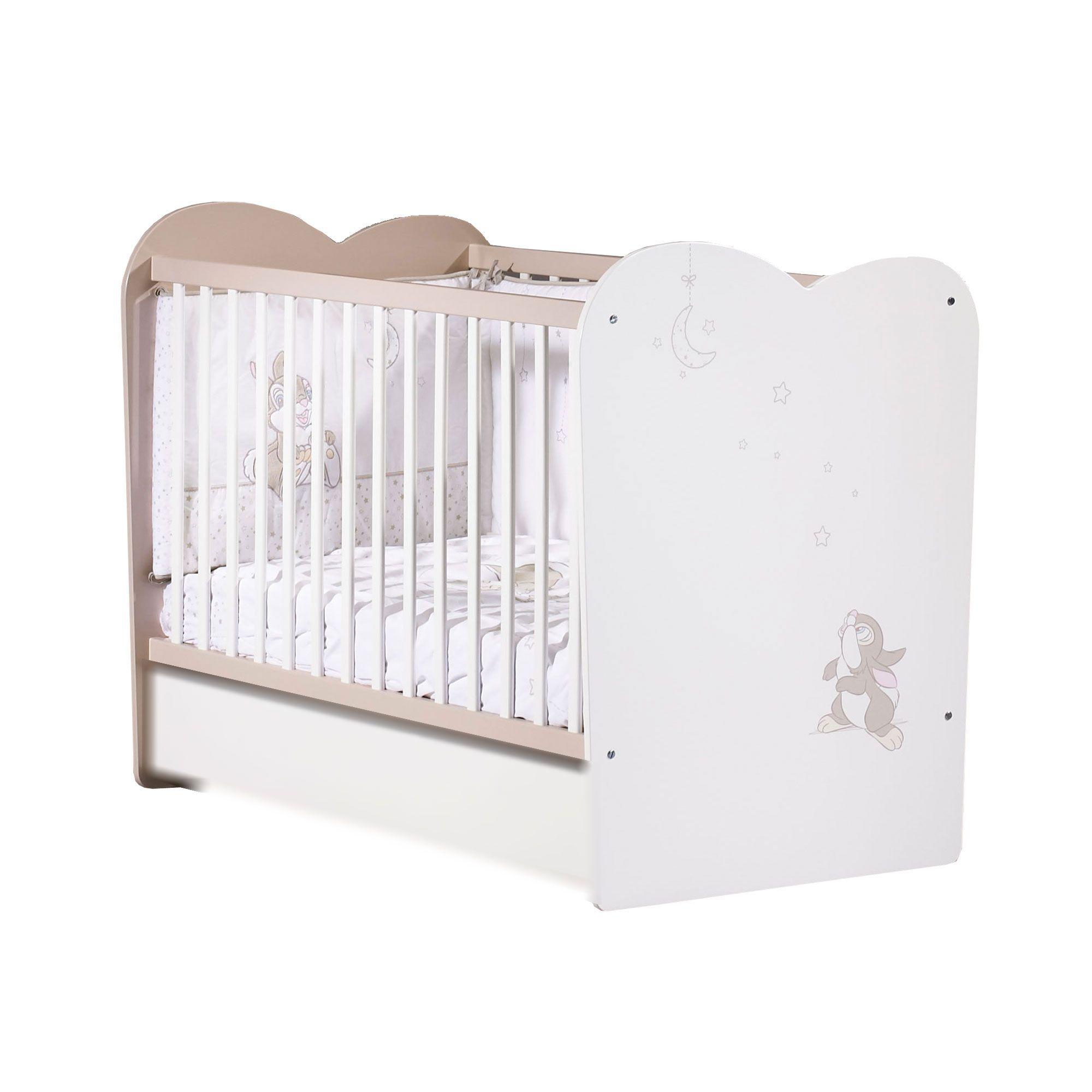 lit 60x120 non volutif lits pour bbs et enfants - Lit Sauthon