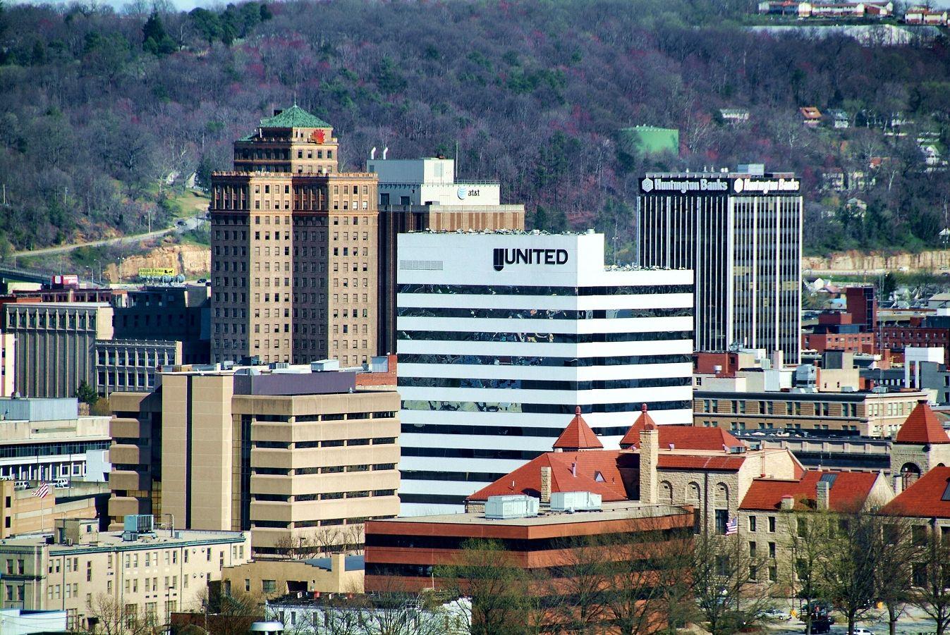 Downtown Charleston, West Virginia Was Mine