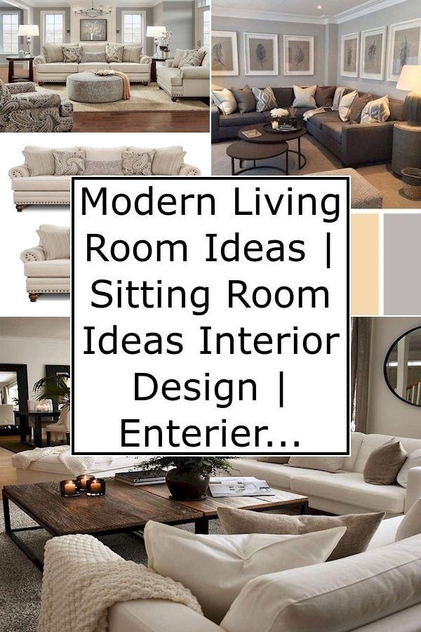 Modern Living Room Ideas | Sitting Room Ideas Interior ...