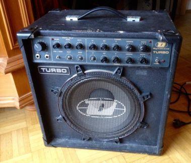 Dynacord Turbo, Gitarrenverstärker in NordrheinWestfalen