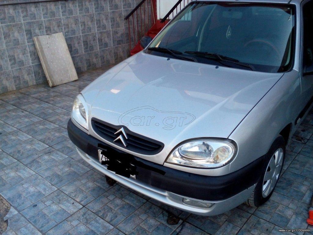 Citroen Saxo 2001 1600 0 Eur Car Gr
