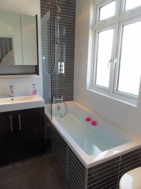 Hanover_Bathroom_L 600×800  Łazienka  Pinterest  Feature Captivating Mosaic Feature Tiles Bathroom Review