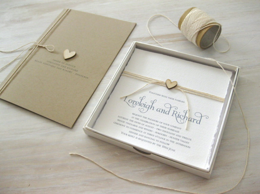 Wedding Style Guide Image Inspiration: Stationery for your wedding ...