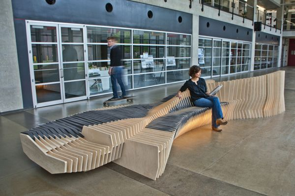 Drift Public Seating By Blake Villwock Via Behance Furniture Pinterest