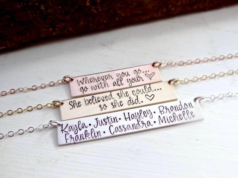 cheap best friend necklaces
