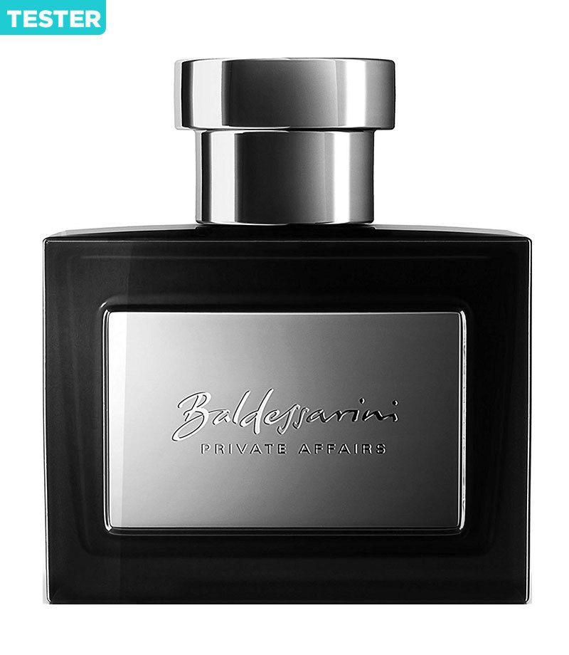 Hugo Boss Baldessarini Private Affairs Eau De Toilette Spray 3 oz (Tester) 9a169fc6c6