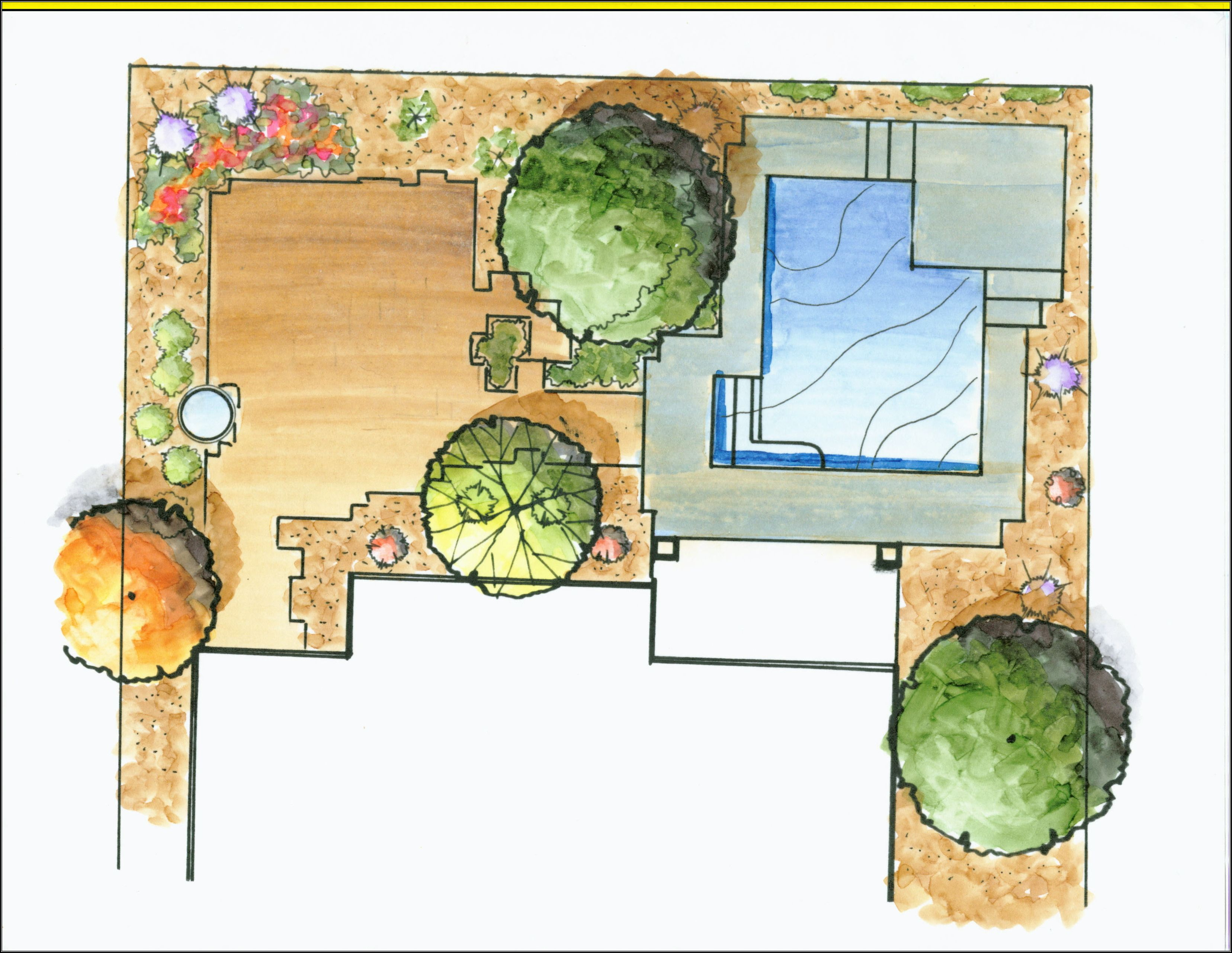 Backyard Landscaping - Landscape Design Style: The Best ...