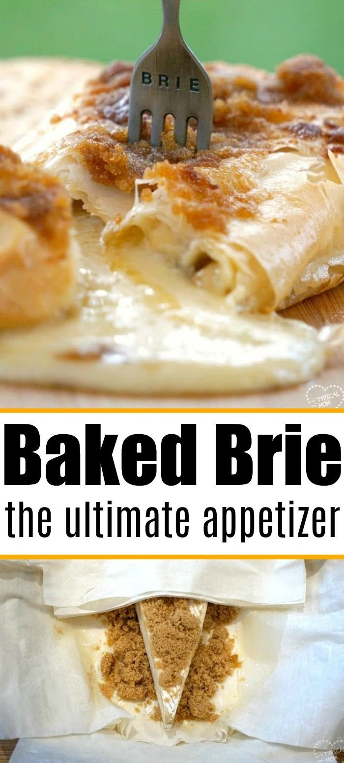 Apples Recipe Easy baked brie with apples recipe that is the most AMAZING appetizer you will ever c
