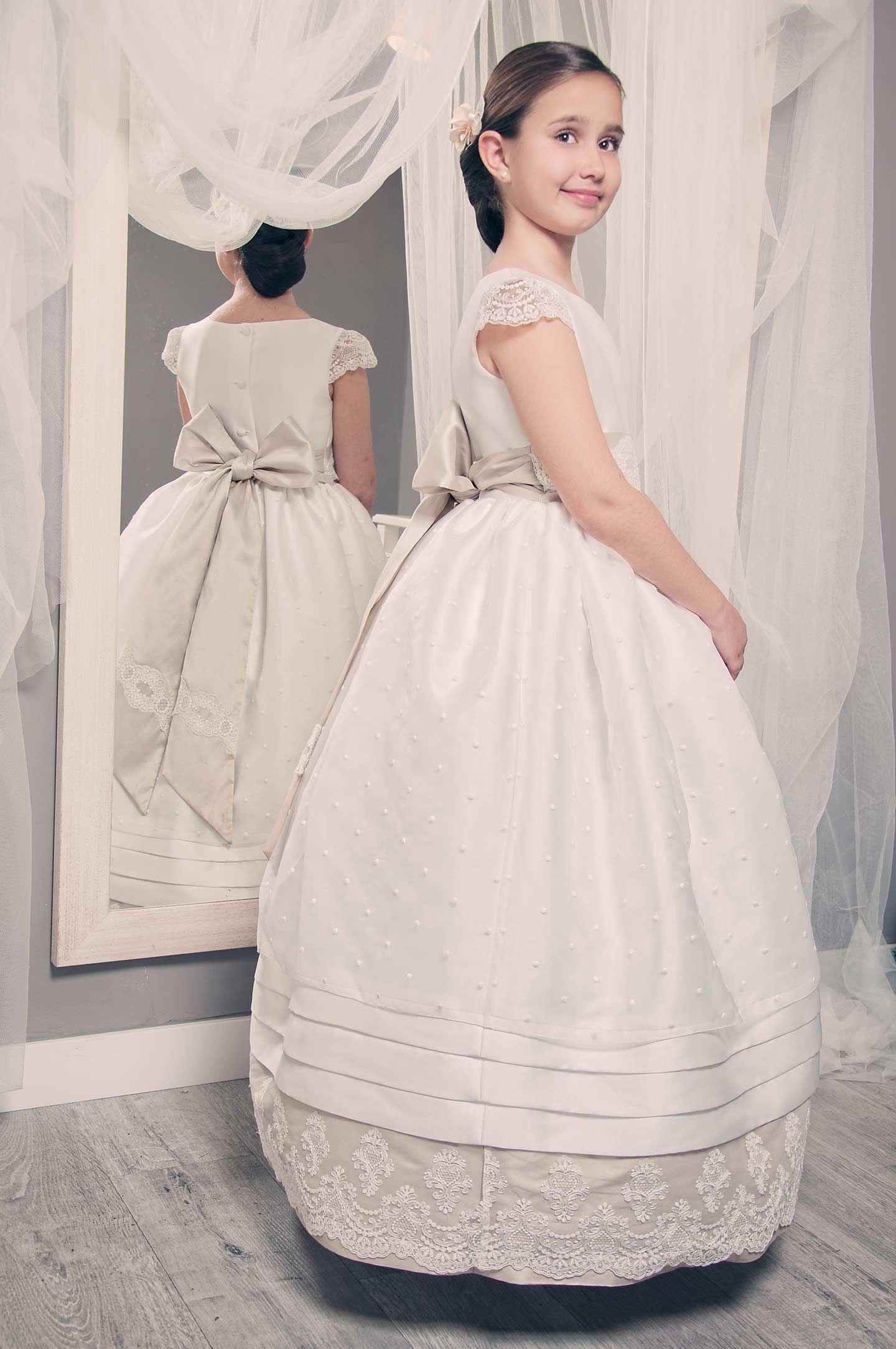 Vestidos comunion greta valencia