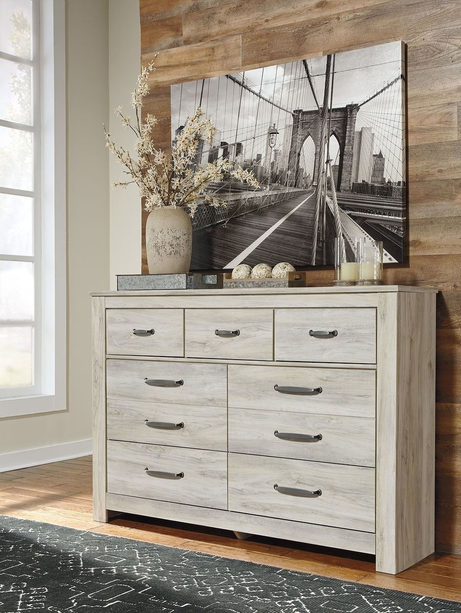 Ashley Bellaby Whitewash Dresser A Closet Dresser White Washed