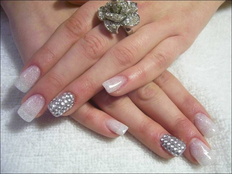 White pearls for women 3d nail art general glitter nail white pearls for women 3d nail art general glitter nail prinsesfo Image collections