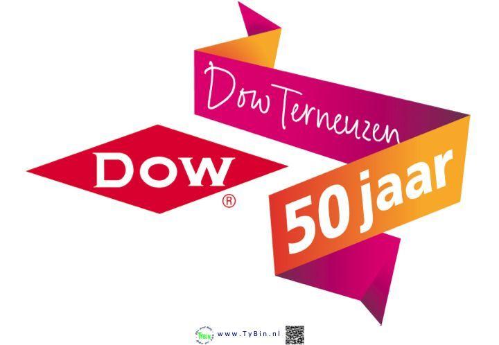 DOW Terneuzen 50 jaar wordt groots gevierd op 10 oktober 2015. TyBin is erbij!