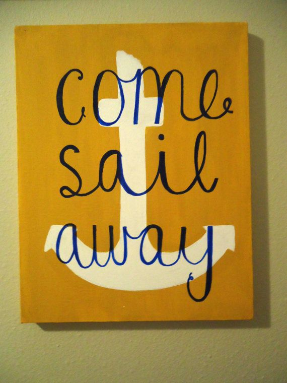 Come sail away canvas art on etsy 1700 too easy to not do come sail away canvas art on etsy 1700 too easy to not do yourself solutioingenieria Gallery