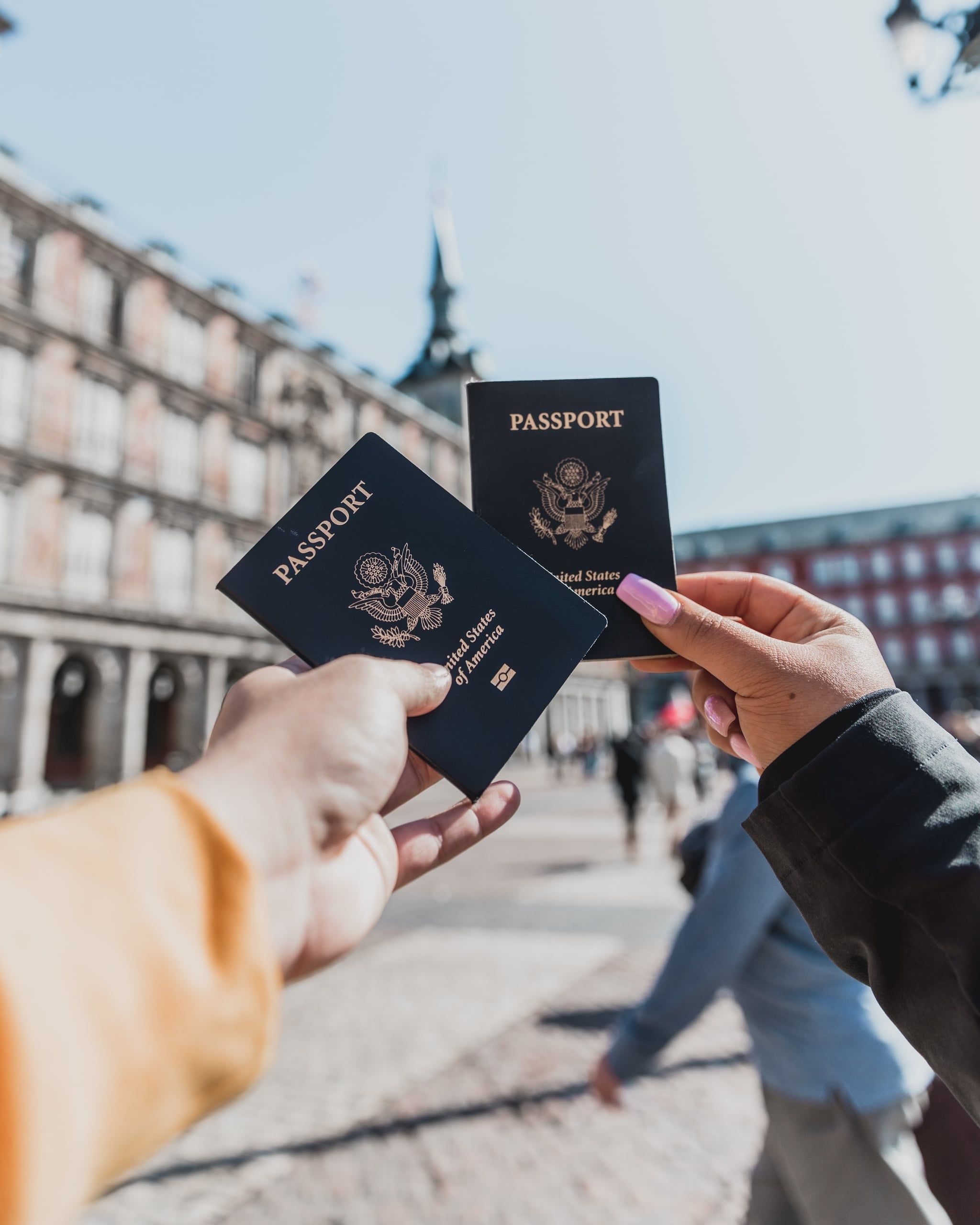 This App Is the Best-Kept Secret For Cruising Through Airport Customs