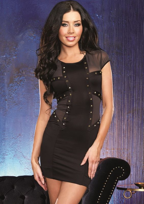 Clubwear, Sexy Clubwear, Sexy Black Dresses, Dresses With Detail ...