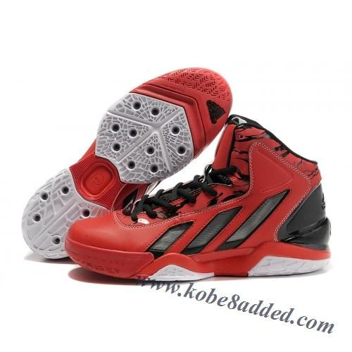 new styles 56455 9806c Adidas adiPower Howard 3 Dwight Howard Shoes Red Black White