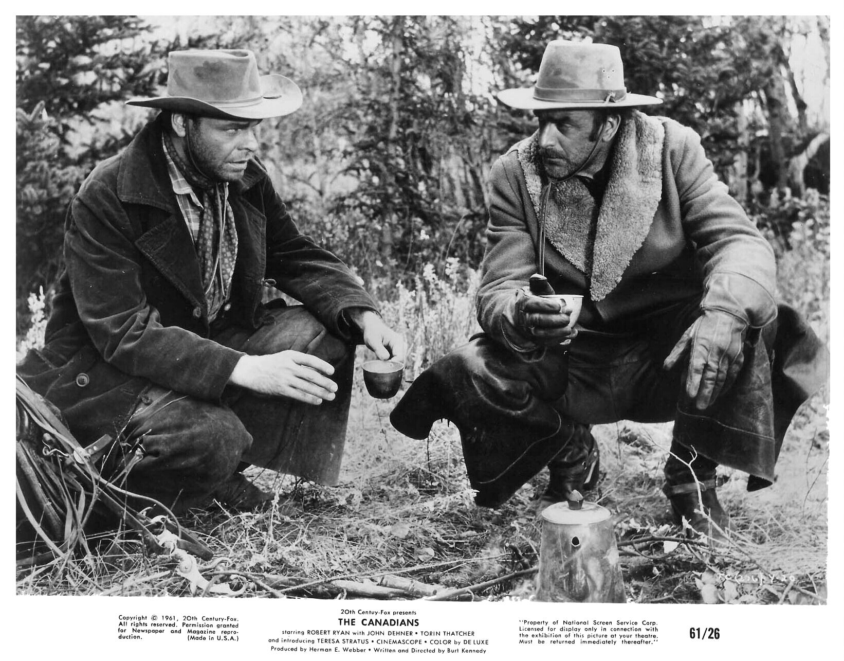 The Canadians (1961)