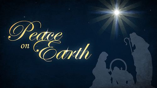 Gallery For Peace On Earth Christmas Wallpaper Peace On Earth Christmas Greetings Christian Christmas Wallpaper