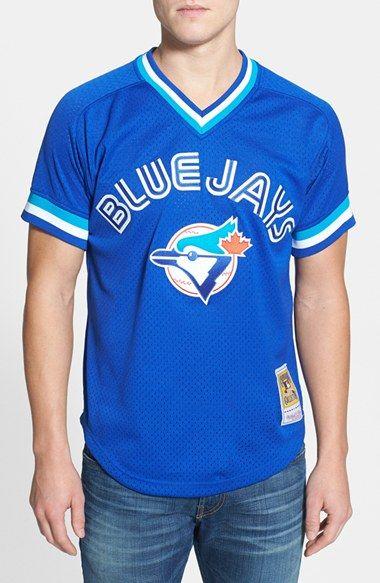 online retailer d1848 43eb5 Mitchell & Ness 'Joe Carter - Toronto Blue Jays' Authentic ...