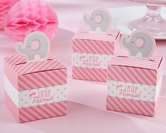 Baby Shower Elefante Rosado ~ Baby shower elefantes rosa y gris babies elephant baby showers
