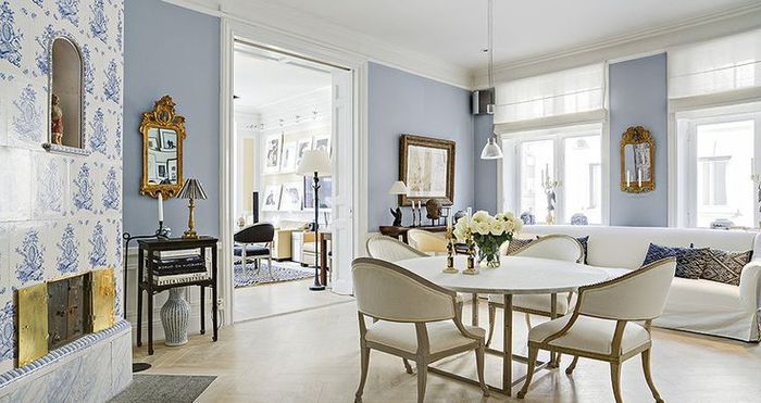 Stiligahemse  February 2014  Decorating Tips  Pinterest  Modern Enchanting 2014 Dining Room Colors Decorating Design