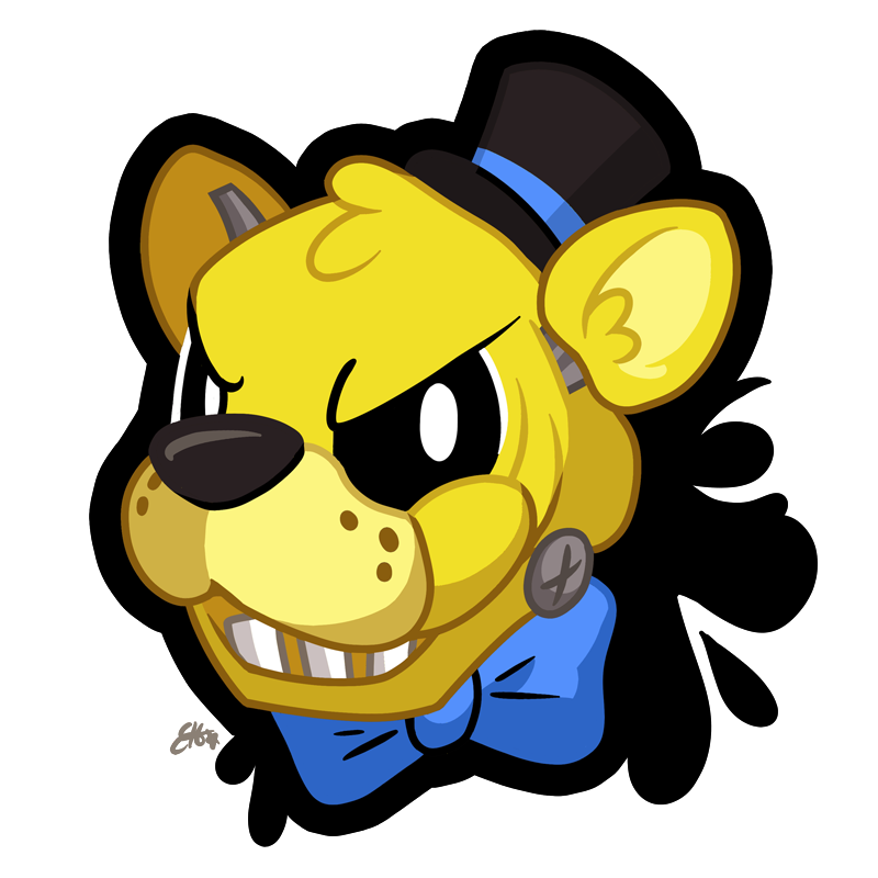 I still have no idea wats going on in here but if i can choose a character plz Golden Freddy....plz help me im new and confused.... :/