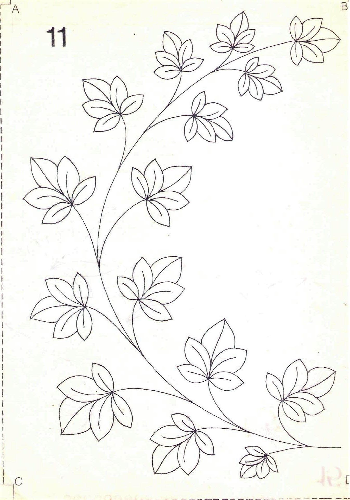 Pin by Brinda Suchde on Embroidery | Bordado, Dibujos para bordar ...