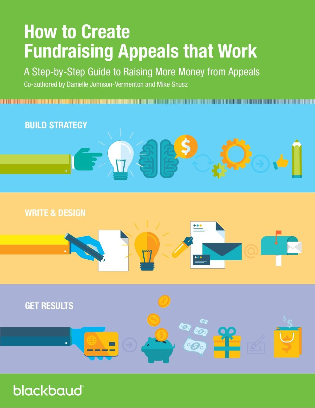 How To Write Fundraising Appeals That Work Guide By Blackbaud