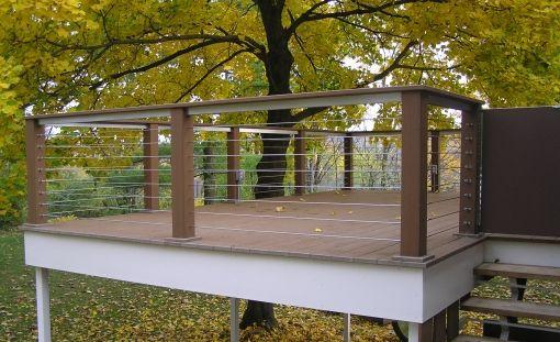 Horizontal Deck Railing Ideas Cable Deck Railing Cost Deck Exterior Stairs Horizontal Deck Railing Deck Railing Design