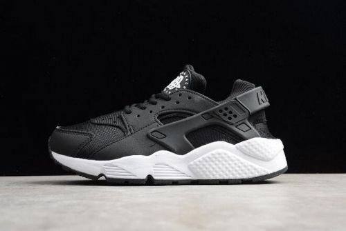 d5f322a98d47 High Quality Mens and Womens Nike Air Huarache Run Black White 634835-006  For Sale