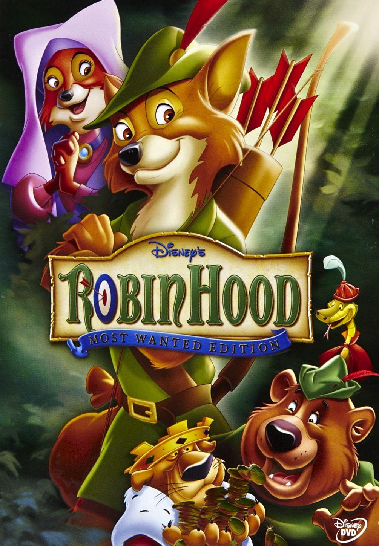 Robin Hood My Alltime Favorite Cartoon Movie Loved Watching This