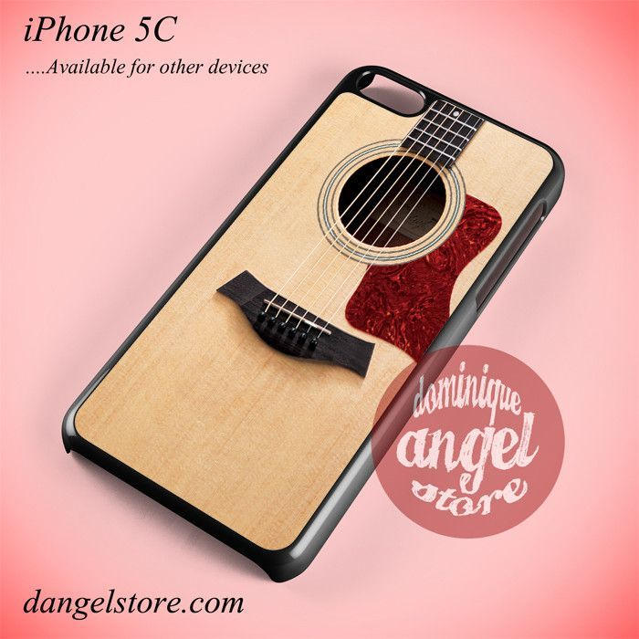 Classic Guitar Phone case for iPhone 5C and another iPhone devices