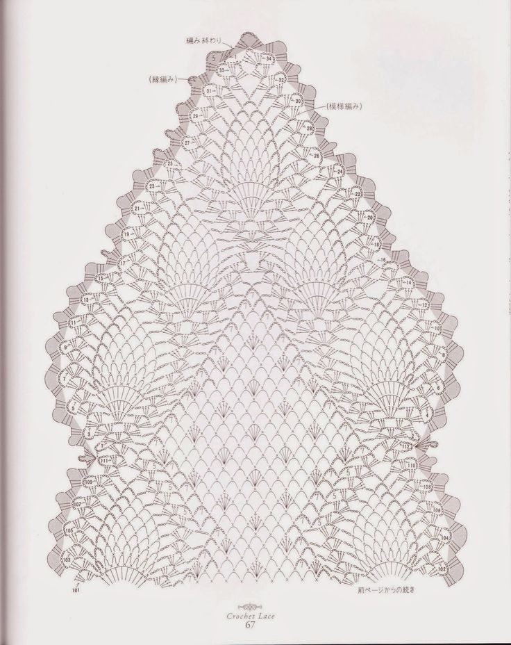 patrones de caminos de mesa tejidos al crochet - Buscar con Google ...