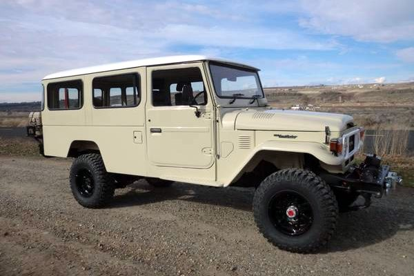 For Sale: 1983 Toyota FJ45 Land Cruiser Troopy | Rapid's