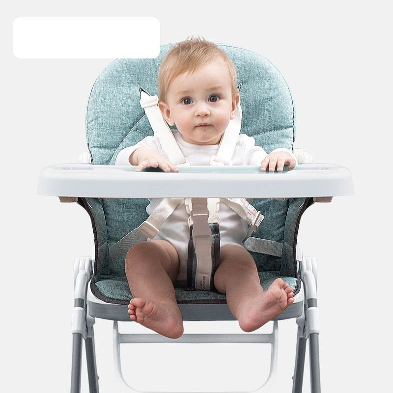 Baby Chairs For Eating Swing Chair Metal Stand Adjustable Booster Seats Kids Dining Children Foldable Portable Highchairs Feeding