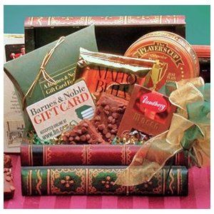 Avid readers book lovers gourmet snack gift basket with 25 barnes avid readers book lovers gourmet snack gift basket with 25 barnes noble gift card gift baskets and gift wrap designs pinterest book lovers negle Choice Image
