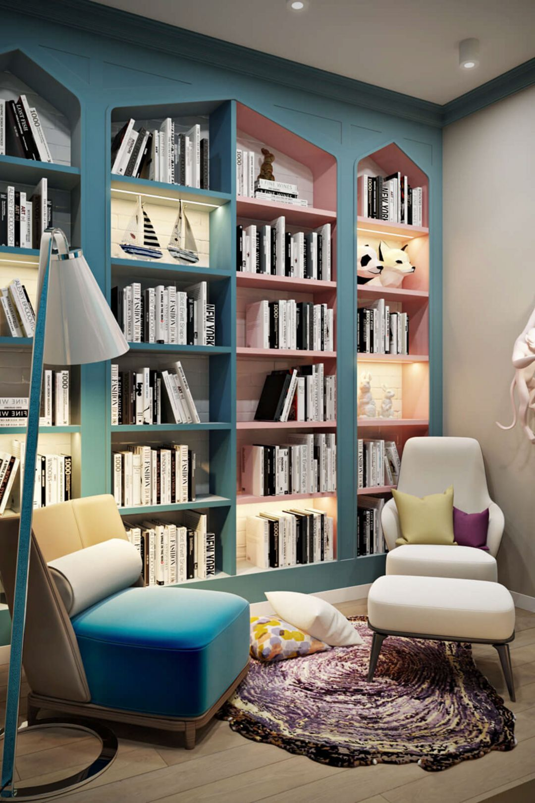 Small Library Room Decorating Ideas: 25 Fabulous Design Ideas For Mini Libraries In Your Home