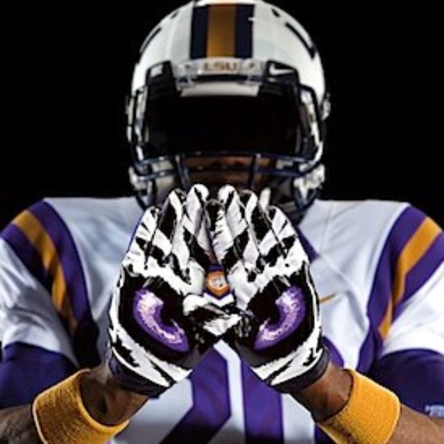 Lsu Football Team To Change Its Stripes With New Uniforms For Auburn Game Lsu Tigers Football College Football Uniforms Football Uniforms