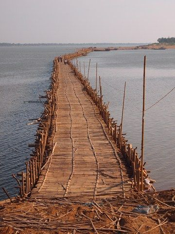 modern bamboo bridge - Google Search