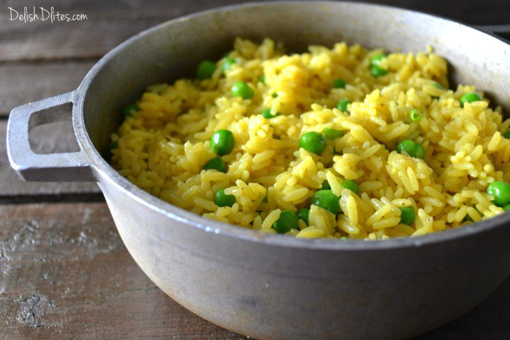 how to make spanish yellow rice with sofrito