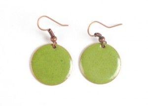 Boucles d'oreilles en cuivre | Oxfam-Magasins du monde