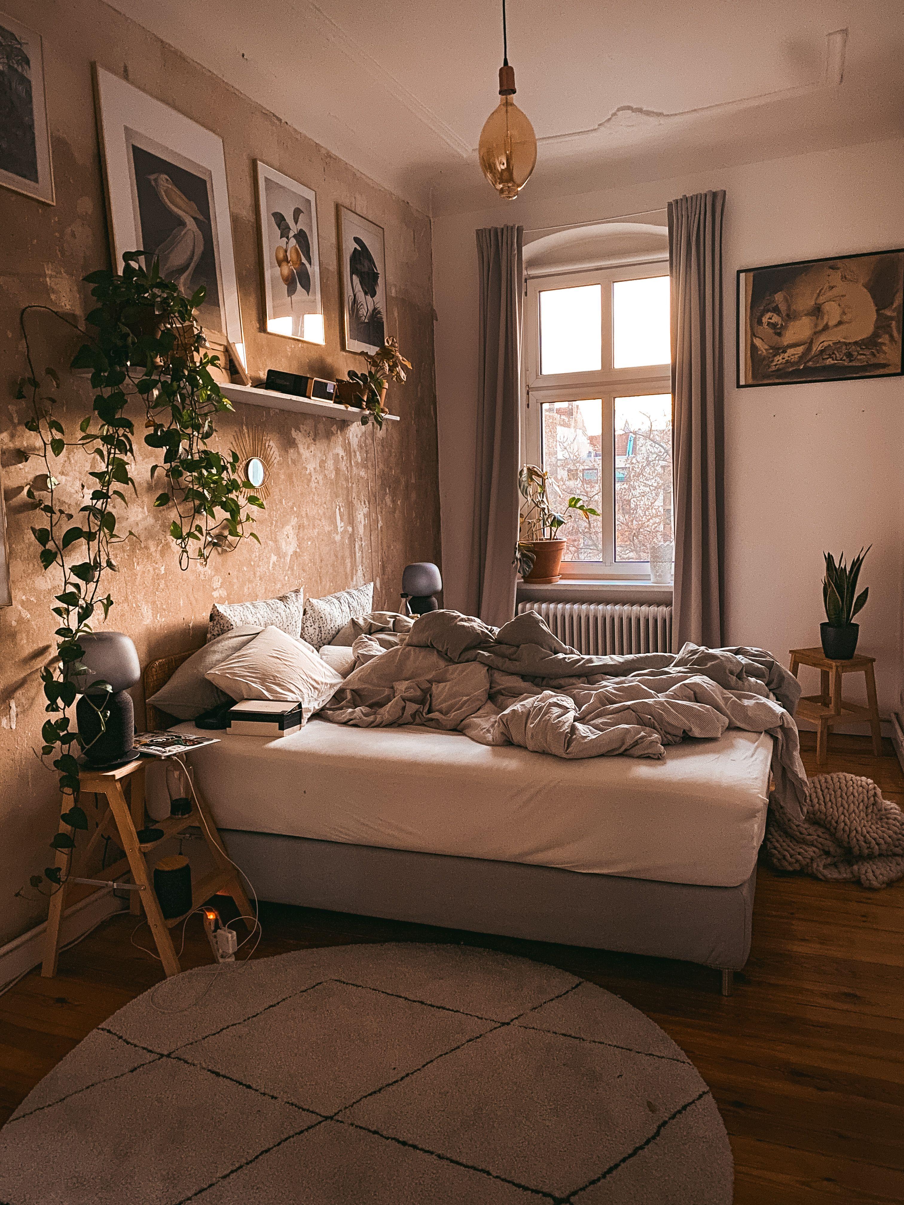 Tv In 2020 Einrichtungsideen Schlafzimmer Wohungsdekoration Haus Deko