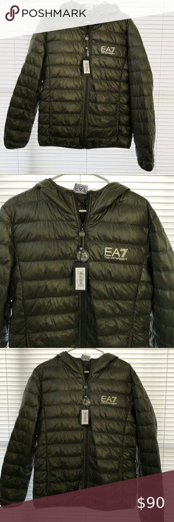Armani Puffer Jacket Armani Puffer Jacket Green Hooded Jacket Armani Jacket [ 1740 x 580 Pixel ]