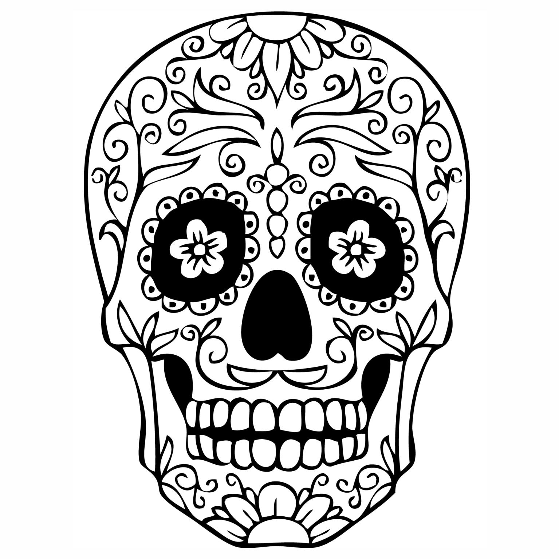 Sugar Skull #2 \
