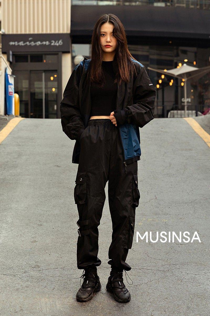 Street style giới trẻ Hàn tuần qua đẹp, chất quá m