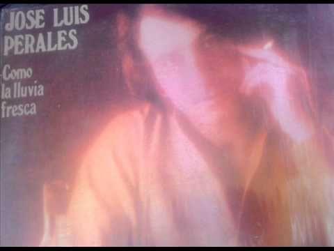 José Luis Perales - Como La Lluvia Fresca (Disco completo 1978) - YouTube