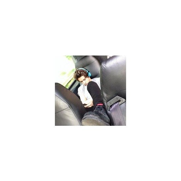 LOL Brad! Bradley Simpson ❤ liked on Polyvore featuring the vamps