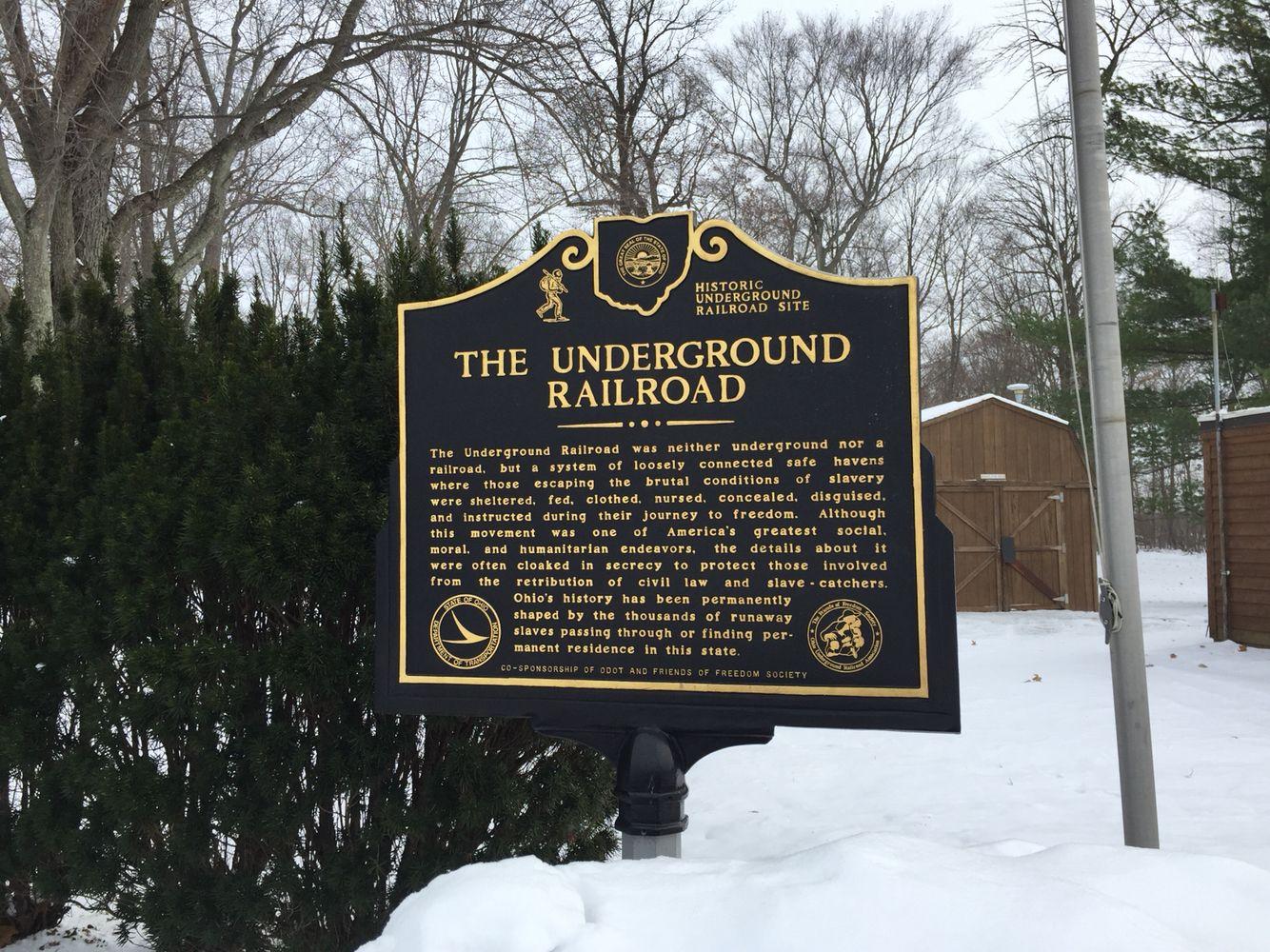 Under Ground Railroad